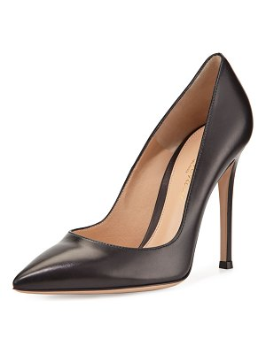 Gianvito Rossi Gianvito 105mm Leather Pump