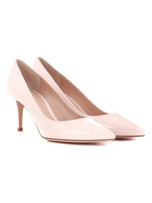Gianvito Rossi Gianvito 70 patent leather pumps