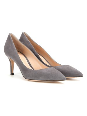 Gianvito Rossi gianvito 70 suede pumps