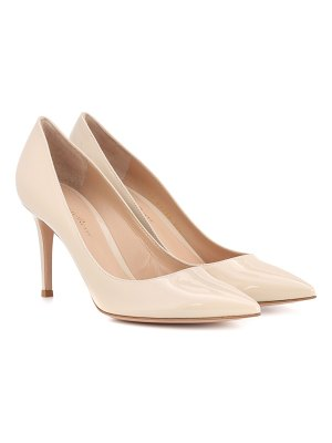 Gianvito Rossi Gianvito 85 patent leather pumps