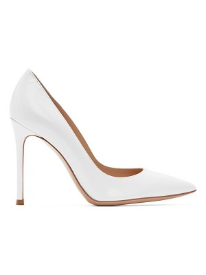 Gianvito Rossi patent gianvito pumps