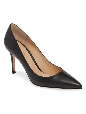 Gianvito Rossi pointy toe pump