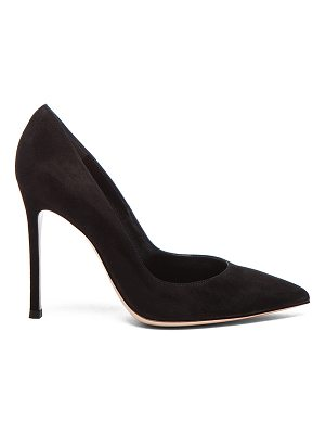 Gianvito Rossi Suede Gianvito Pumps