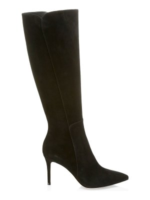 Gianvito Rossi corinne knee-high suede boots