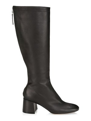 Gianvito Rossi tall leather boots