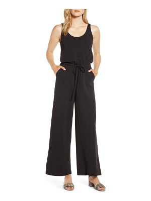 Gibson x city safari jaime shrayber wide leg jumpsuit