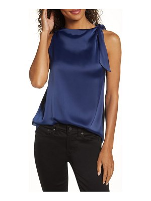 Gibson x fall refresh side tie top
