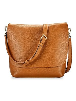 GiGi New York andi leather crossbody bag
