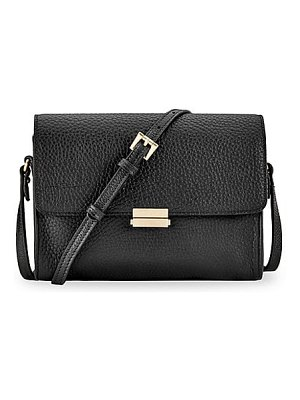 GiGi New York catherine leather crossbody