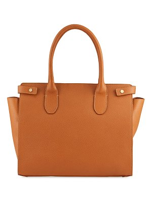 GiGi New York Reese Leather Tote Bag