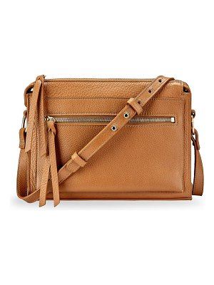 GiGi New York whitney leather crossbody bag
