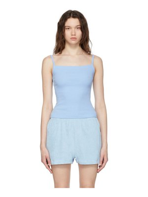 Gil Rodriguez blue lapointe tank top