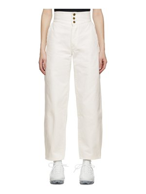 Gil Rodriguez off-white marseille jeans