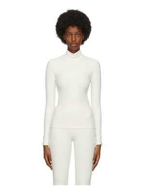 Gil Rodriguez off-white pris thermal sweater