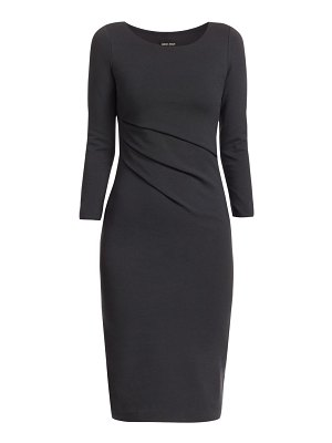 Giorgio Armani punto milano bodycon dress