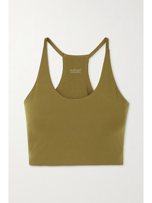 GIRLFRIEND COLLECTIVE + net sustain cleo recycled stretch sports bra