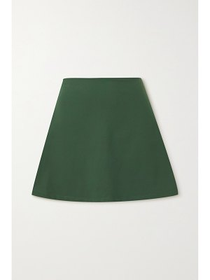 GIRLFRIEND COLLECTIVE + net sustain compressive recycled stretch skirt