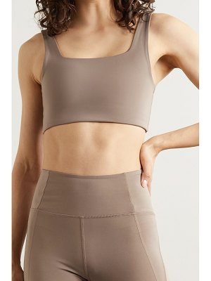 GIRLFRIEND COLLECTIVE tommy recycled stretch sports bra