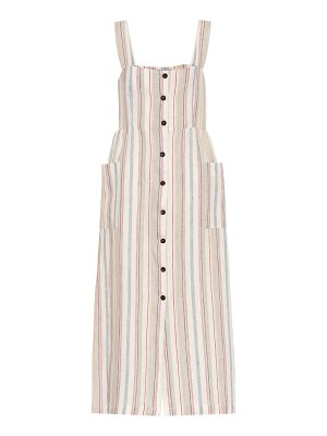 GIULIVA HERITAGE COLLECTION the guiditta linen dress