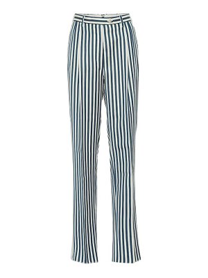 GIULIVA HERITAGE COLLECTION the stella striped wool pants