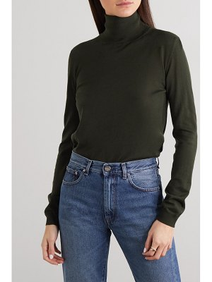 Giuliva Heritage net sustain the arianna wool turtleneck sweater