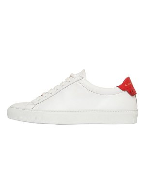 Givenchy 20mm urban knot leather sneakers