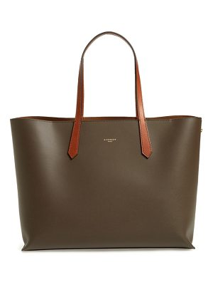Givenchy antigona calfskin leather shopper