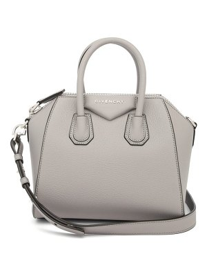 Givenchy antigona mini grained-leather bag