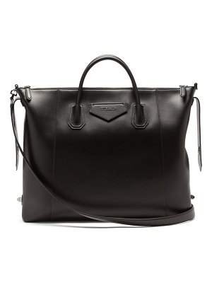 Givenchy antigona soft large leather bag