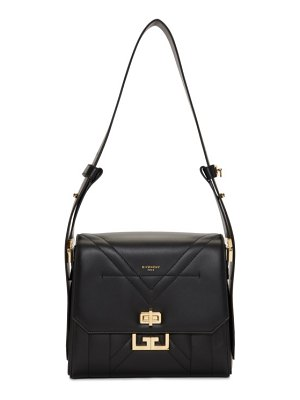 Givenchy black medium eden bag