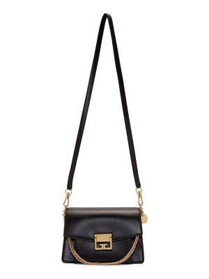 Givenchy black small gv3 bag