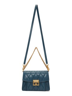 Givenchy blue small gv3 bag
