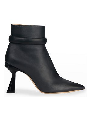Givenchy Carene 95mm Logo-Heel Ankle Booties