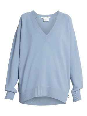 Givenchy cashmere & wool v-neck sweater
