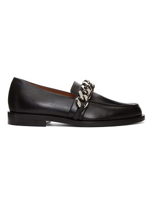 Givenchy Chain Line Loafers