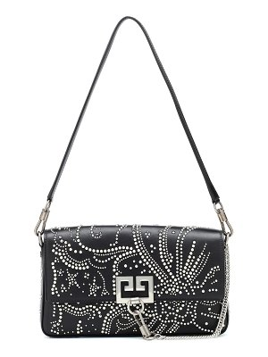 Givenchy Charm studded leather shoulder bag