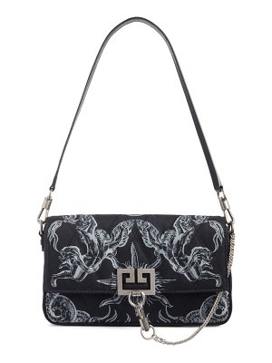 Givenchy charm wave shoulder bag