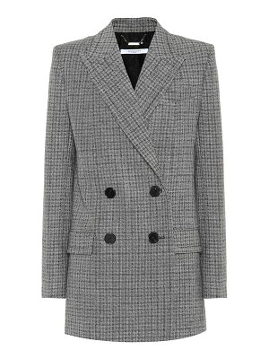 Givenchy Checked wool blazer