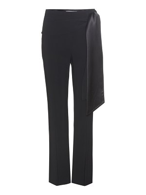 Givenchy crêpe trousers