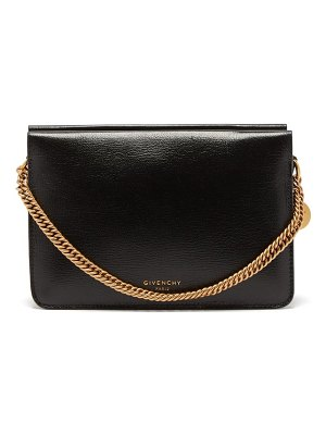Givenchy cross3 leather cross body bag