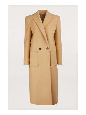 Givenchy Double-breasted long coat