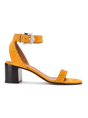 Givenchy elegant stud sandals