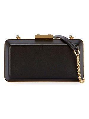 Givenchy Evening Leather Minaudiere Clutch Bag