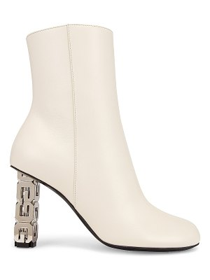 Givenchy g cube boots
