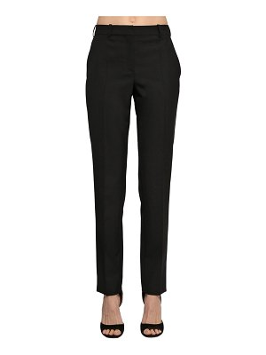 Givenchy Grain de poudre wool pants