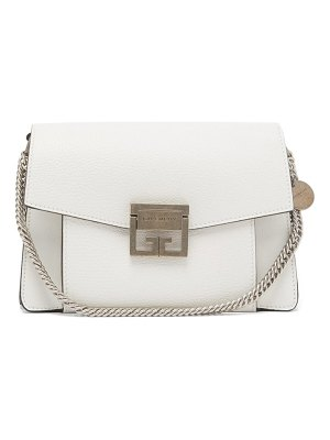 Givenchy gv3 small leather cross body bag