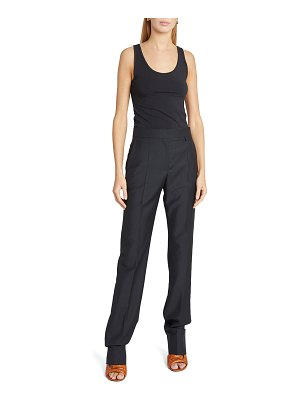 Givenchy High-Waist Tapered Trousers