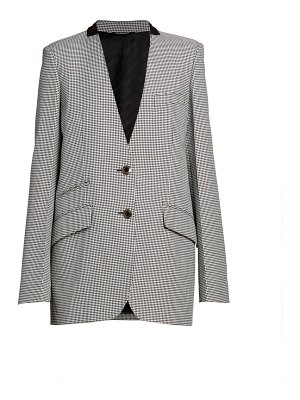 Givenchy houndstooth jacket