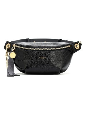 Givenchy id leather belt bag