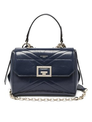Givenchy id small leather cross-body bag
